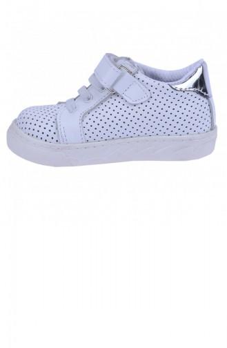 Chaussures Enfant Gris argenté 20YILKKIK000011_Gu