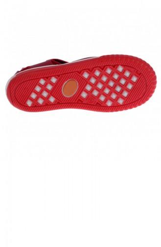 Pantoufles & Sandales Pour Enfants Rouge 20YSANPAN000001_KR