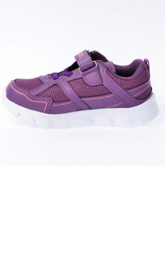 Chaussures Enfant Pourpre 20YSPORKIK00010_MO