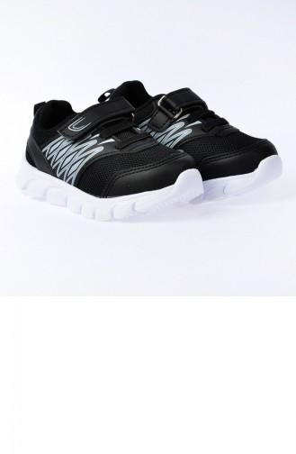 Chaussures Enfant Noir 20YSPORKIK00008_SF