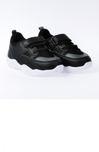 Chaussures Enfant Noir 20YSPORKIK00009_SF