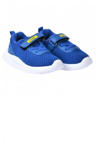 Chaussures Enfant Blue roi 20YSPORKIK00006_SAK
