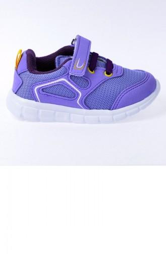 Chaussures Enfant Lila 20YSPORKIK00012_Lila