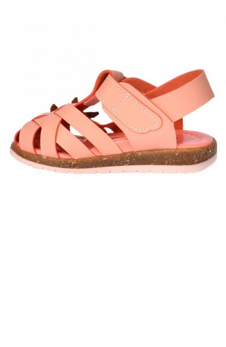 Salmon Kid s Slippers & Sandals 20YSANSIR000011_2262