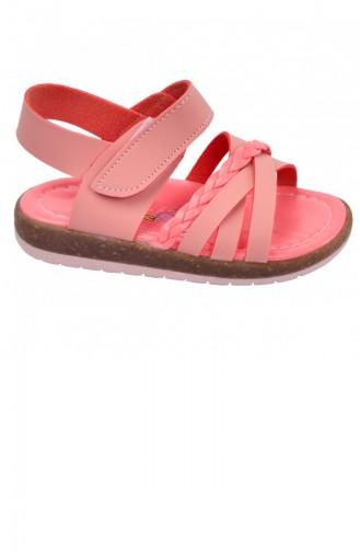 Salmon Kid s Slippers & Sandals 20YSANSIR000012_2314