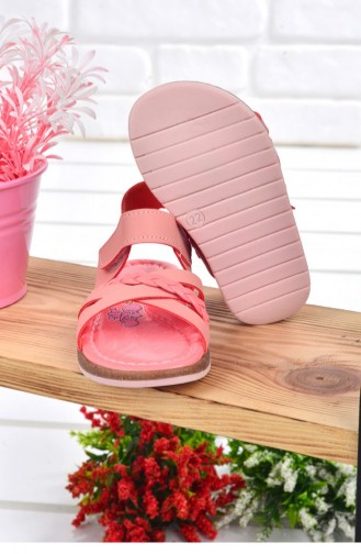 Pantoufles & Sandales Pour Enfants Saumon 20YSANSIR000012_2314