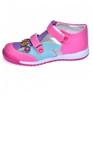 Chaussures Enfant Fushia 20YSANSIR000025_2396