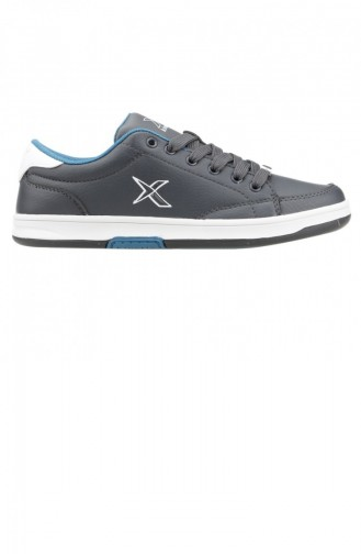 Anthracite Sport Shoes 19YAYKIN0000025_Antrasit