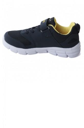 Navy Blue Kinderschoenen 20YSPORKIN00002_C