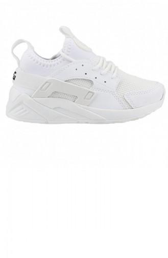 White Kinderschoenen 19YAYLig0000003_A