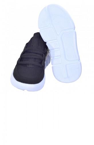 Chaussures Enfant Noir 20YAYMU89038_B