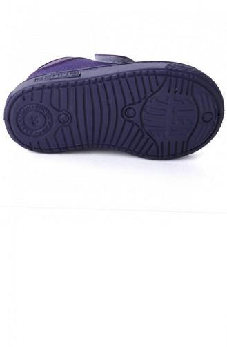 أحذية الأطفال أرجواني 20YSANSAN000005_MO