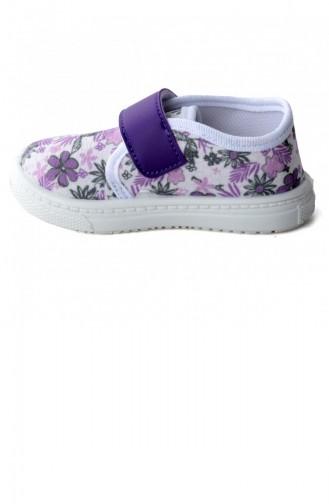 Chaussures Enfant Pourpre 20YSANSAN000009_MO