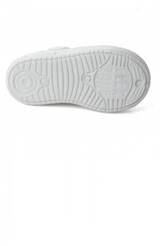 White Kinderschoenen 20YSANSAN000006_A
