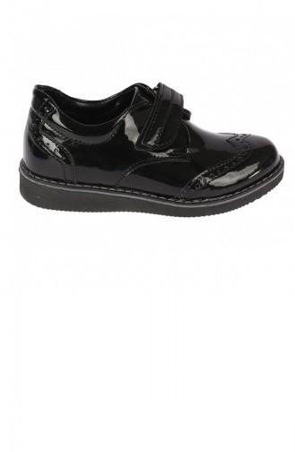 Chaussures Enfant Noir 20KKLASAN000002_B