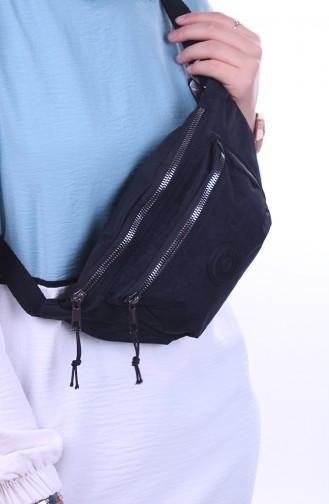 Black Belly Bag 0040-01