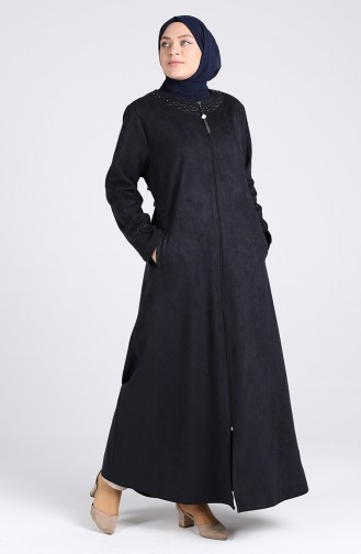 Light Black Abaya 0051-02