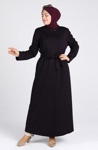 Purple Abaya 0063-02