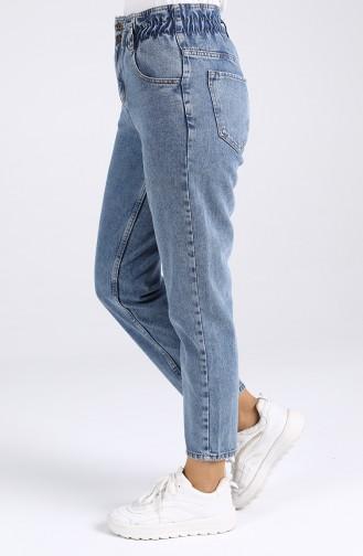 Ice Blue Pants 7508-01