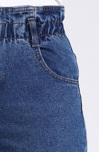Cepli Kot Pantolon 7508-02 Lacivert