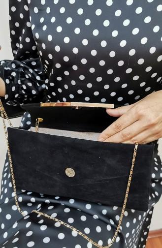 حقيبة يد أسود 2419102-201