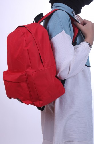 Sac a Dos Rouge 0042-04