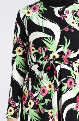 فستان أسود 1007-01
