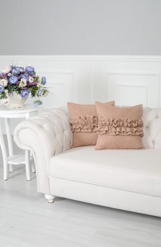Mink Pillow 15-FR-V