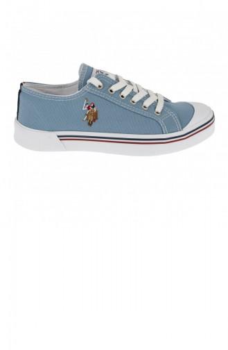 Blau Tägliche Schuhe 19YAYPLO0000011_MV