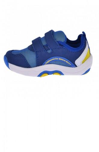 Chaussures Enfant Blue roi 20YSPORVIC00003_SAK