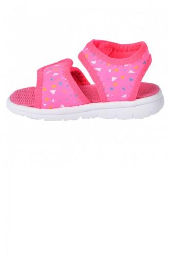 Chaussures Enfant Fushia 20YSANVIC000004_FU