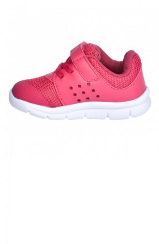 Chaussures Enfant Fushia 20YSPORVIC00002_FU