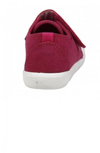 Vicco 950E19K224 Anka Kızerkek Bebek İlk Adım Ayakkabı Fuşya