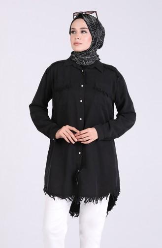 Tunique Noir 1081-01