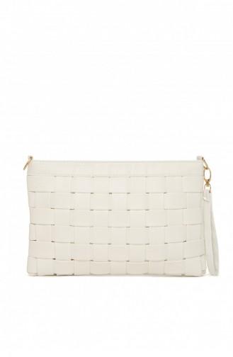 White Shoulder Bag 87001900056376