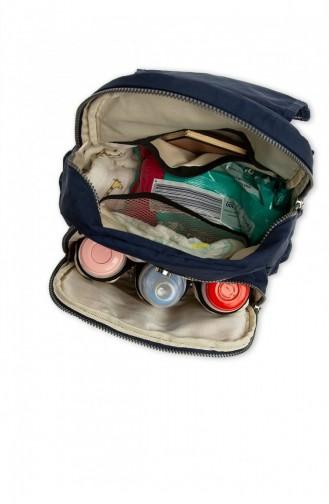 Dunkelblau Baby Pflegetasche 8682166061495