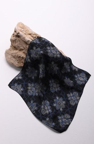 Blue Scarf 61627-01