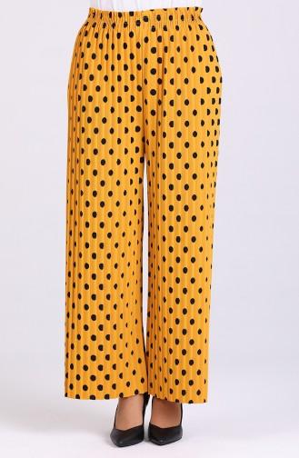 بنطال أصفر خردل 2004-01