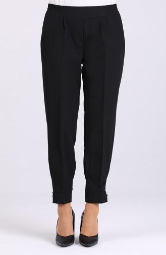 Pantalon Noir 3164-01