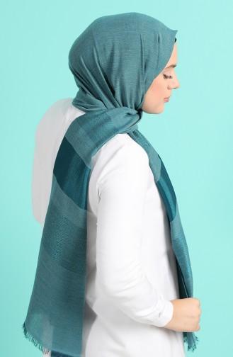 Oil Blue Shawl 13189-19