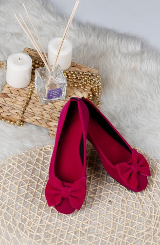 Fuchsia House Shoes 0176-01
