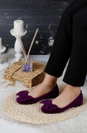 Chaussures de Maison Pourpre 0176-09