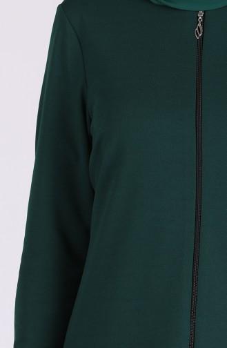 Emerald Green Abaya 3058-03