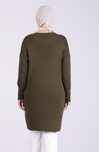 Khaki Sweater 4238-01