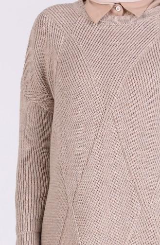 Beige Sweater 4238-03