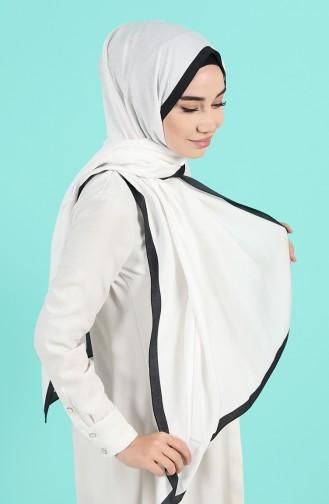 شال أبيض 13190-31