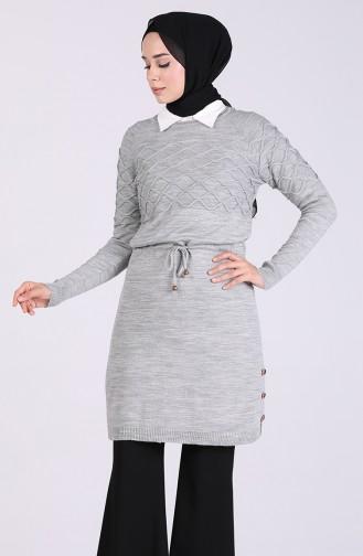 Gray Tunic 7575-07