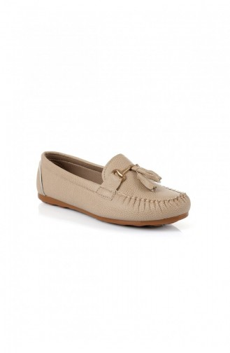 Dream Beige Loafer 104020043236 1123.BEJ