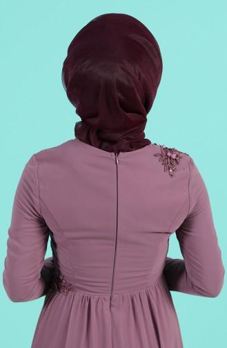 Purple Ready to wear Turban 1143-01