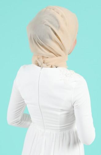 Turban Pret-a-Porter Ecru 1143-03